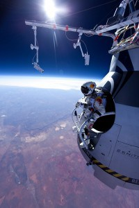 Google Zeitgeist Red Bull Stratos