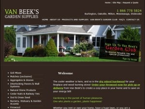 Case Studie Van Beek Garden Supplies