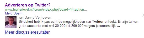 Google+ voor bedrijven claimen