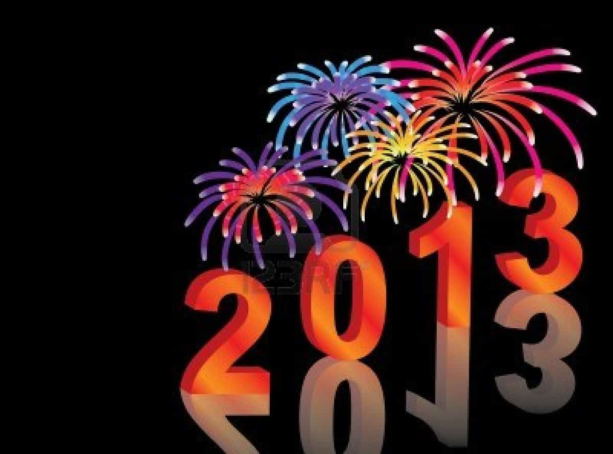 vuurwerk en doelen 2013
