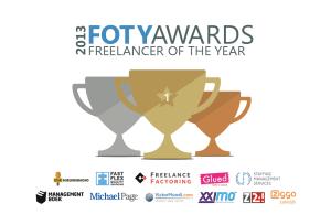 Freelancer van het jaar awards