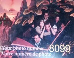 Foto in Euro Disney