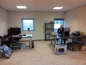 Nieuw kantoor Slagter Media Zwaag