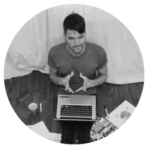 Content Marketeer Tim Daalderop