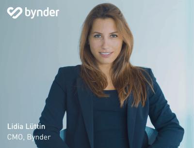 Lidia Lüttin Bynder