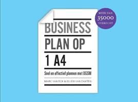 Ellen van Zanten Business Openers OGSM Model